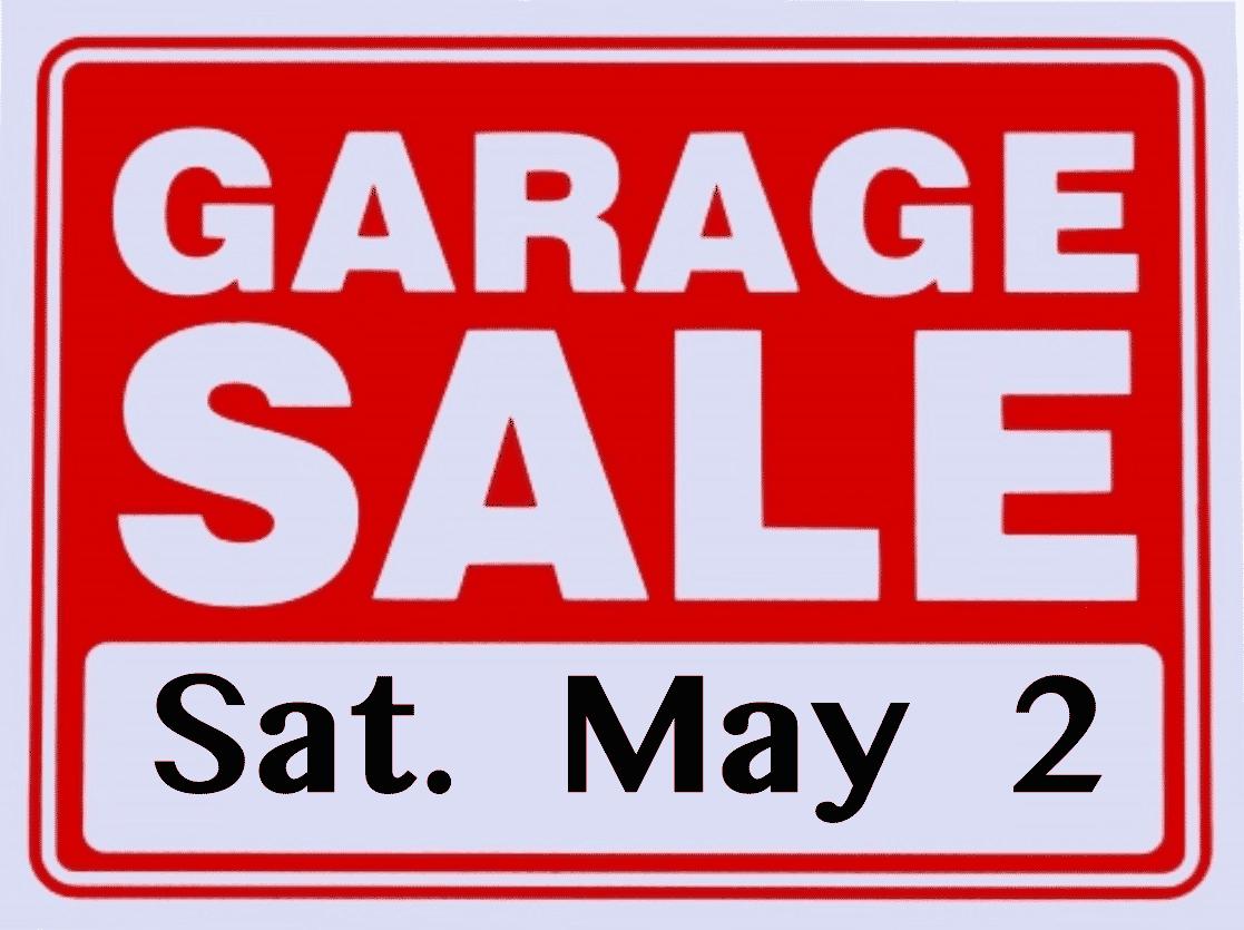 Community Garage Sale Avonlea Heritage Museum